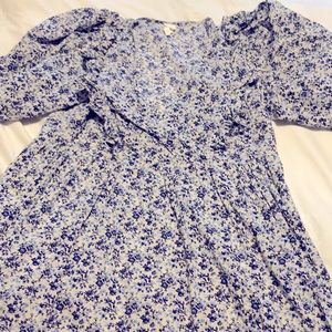 H&M floral dress 👗